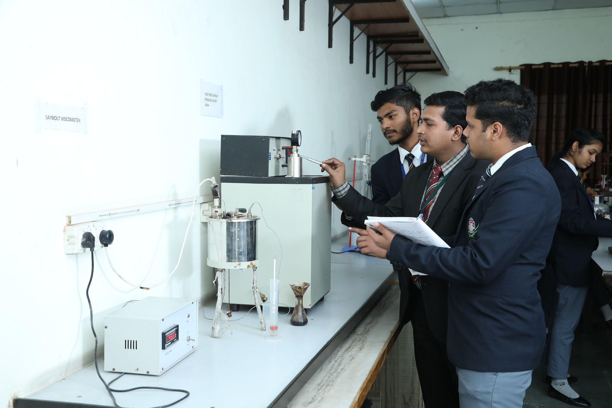 Petroleum Engineering Lab – III